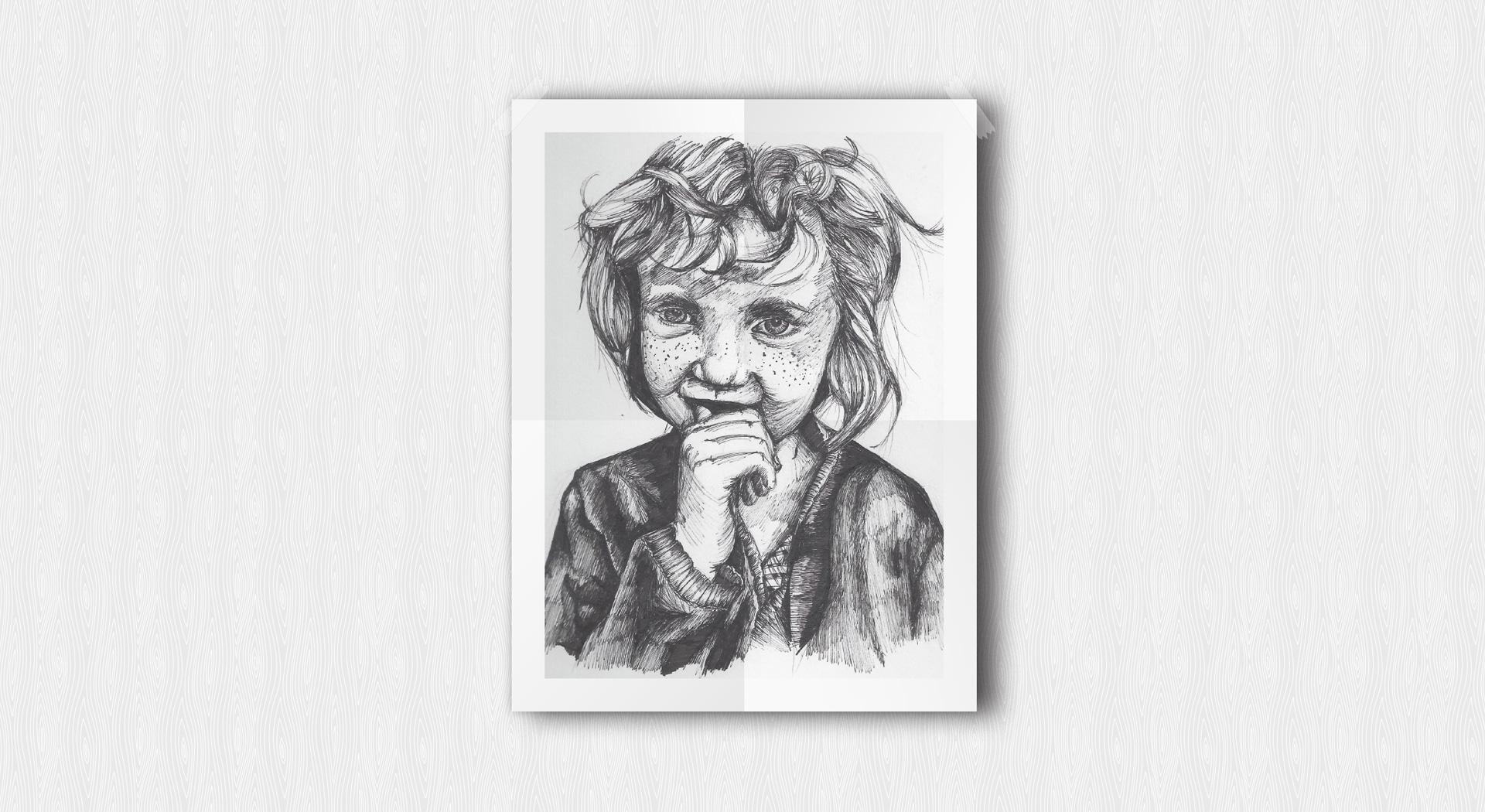 petite fille - Lee Jeffries