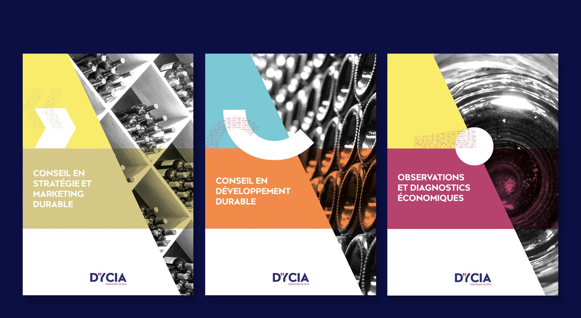 exemples couvertures documents - DYCIA